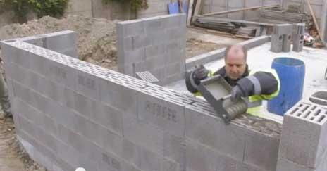 chantier easytherm SEAC
