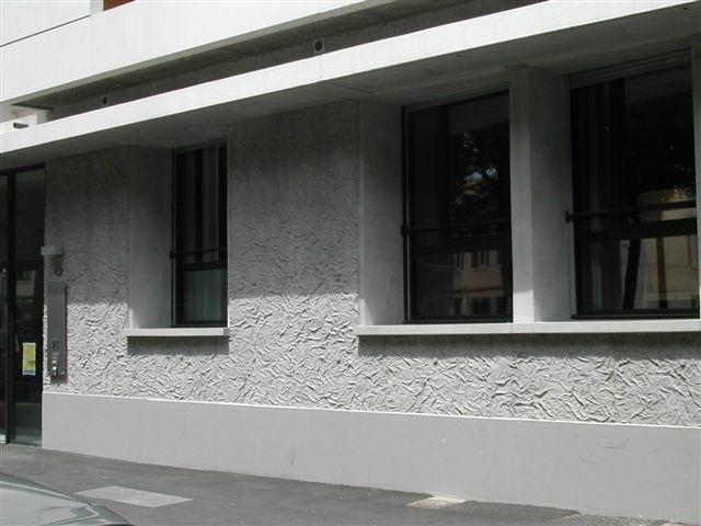 Duomur architectonique matricé avec fenêtres