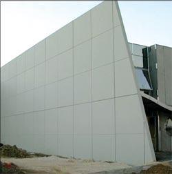 Duomur architectonique Béton blanc SEAC