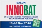 Salon Innobat 16, 17 et 18 novembre 2016