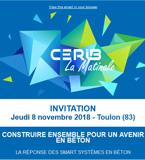 Matinale du Cerib : Construire ensemble pour un avenir en béton, la réponse des Smart Systèmes en Béton