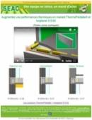 La combinaison gagnante ThermoPrédalle+Isoplanel S 0,92