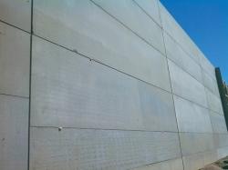 Mur coupe-feu
